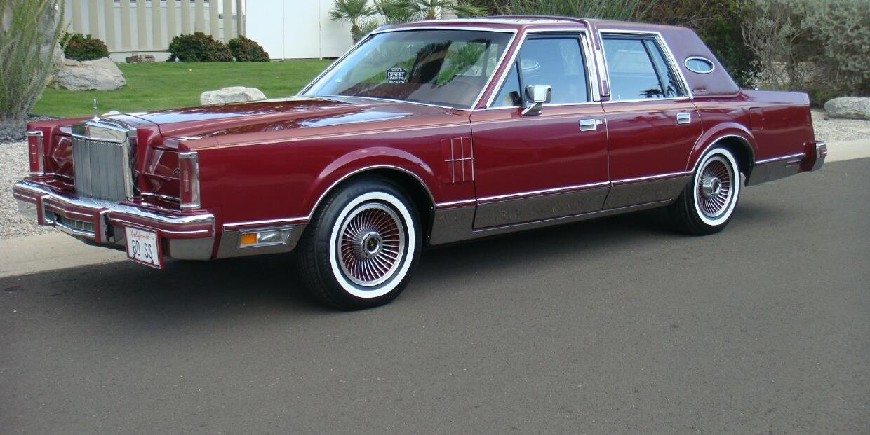 Lincolncollector 1980 Lincoln Mark Vi Specs Photos