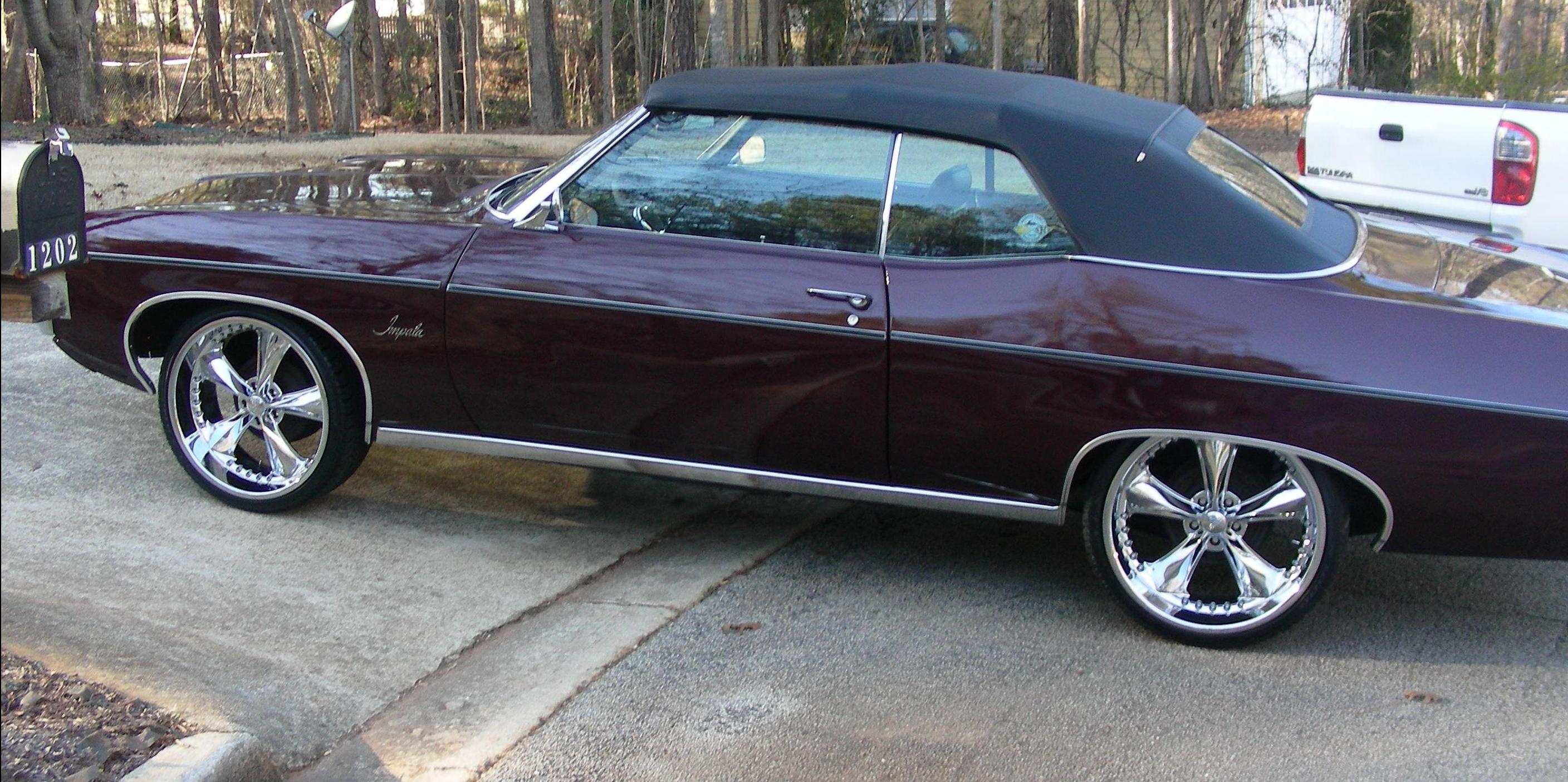 movingmann 1969 Chevrolet Impala Specs, Photos ...