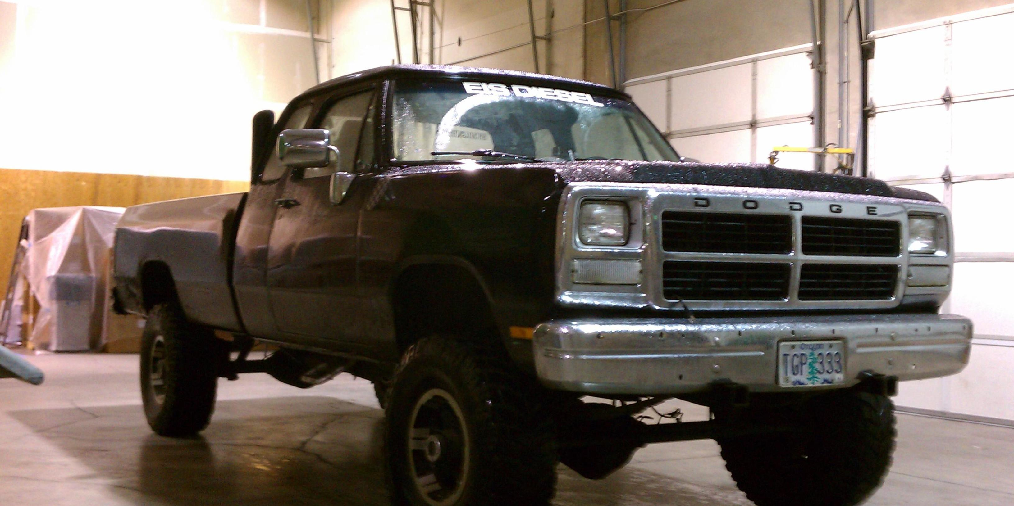 Ford Shelby Truck >> whtlightin 1993 Dodge Ram 2500 Club Cab Specs, Photos ...