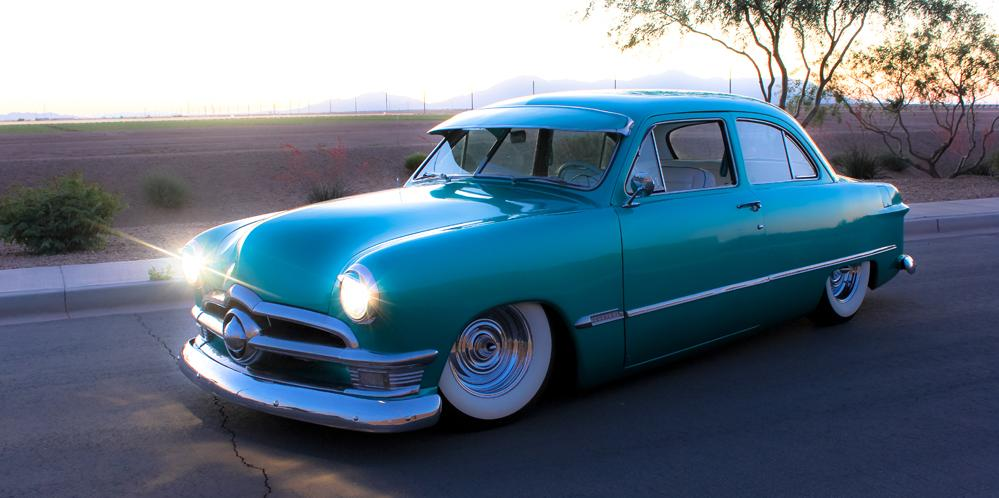 SeveneveZ 1950 Ford Custom