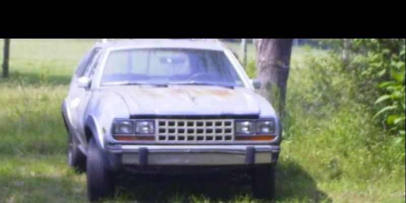 Killrail 1982 AMC Eagle