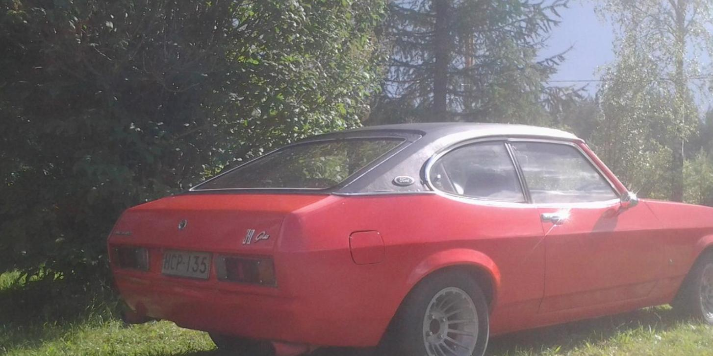 finnfords 1974 Ford Capri