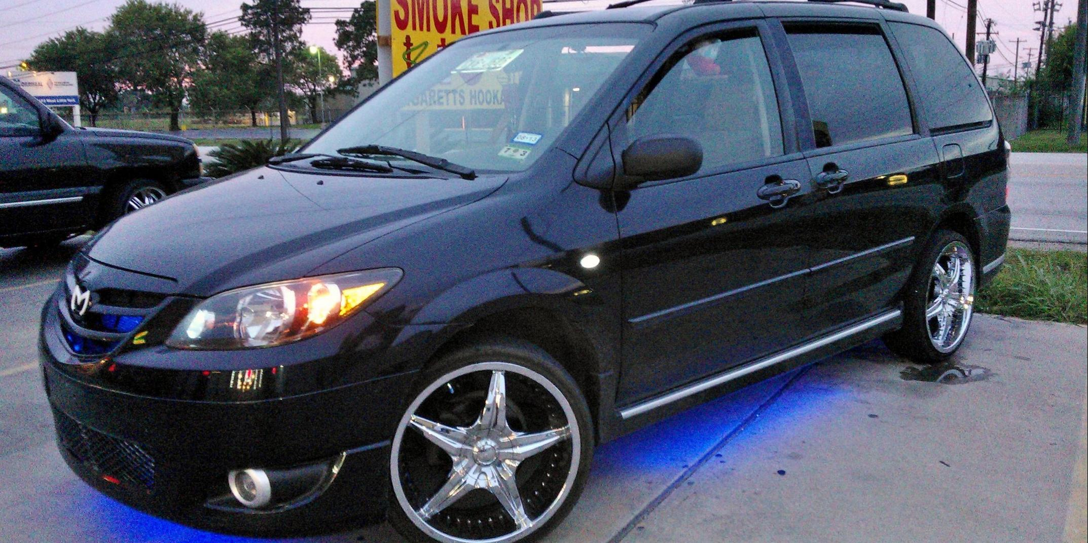 novalight 2004 mazda mpv specs photos modification info at cardomain. Black Bedroom Furniture Sets. Home Design Ideas