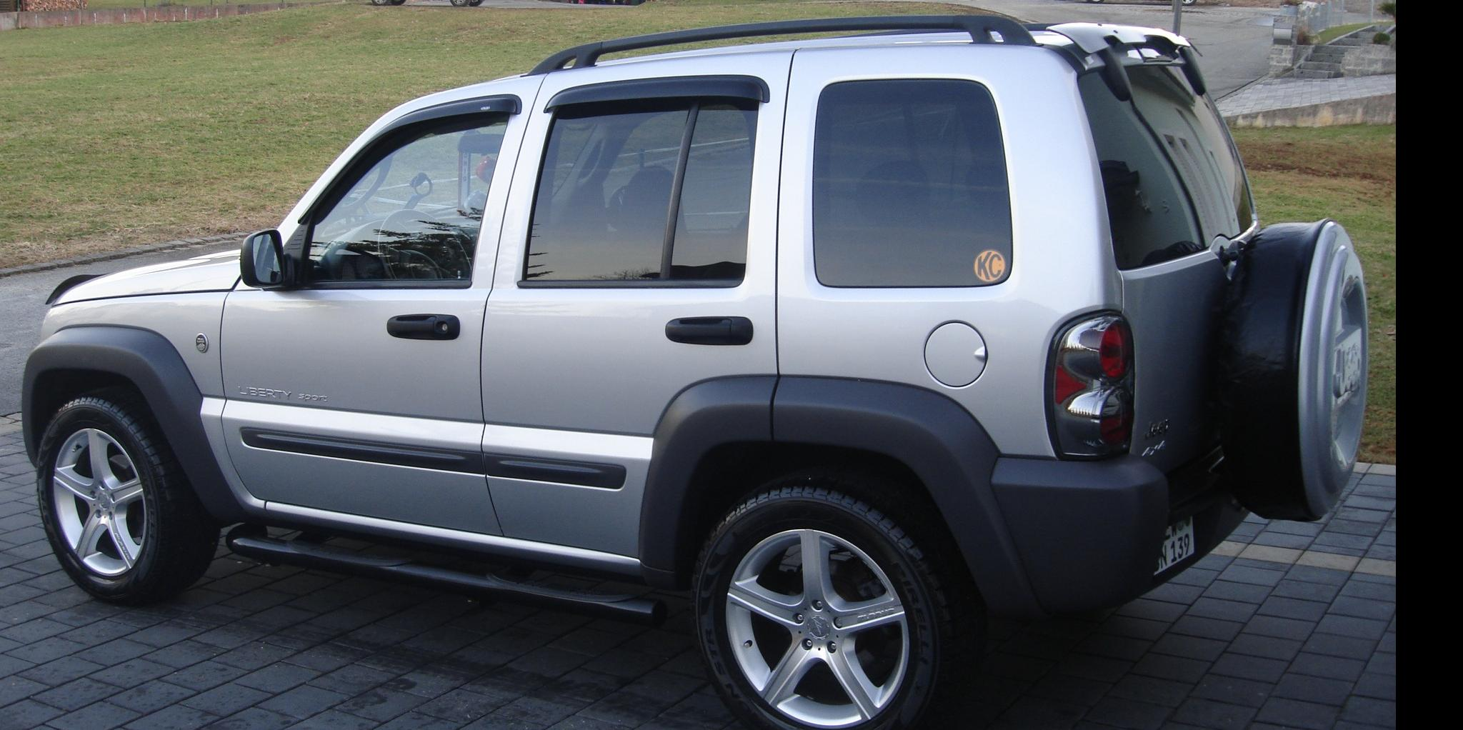 jeff cooperrider 39 s 2003 jeep liberty sport in columbus oh. Black Bedroom Furniture Sets. Home Design Ideas
