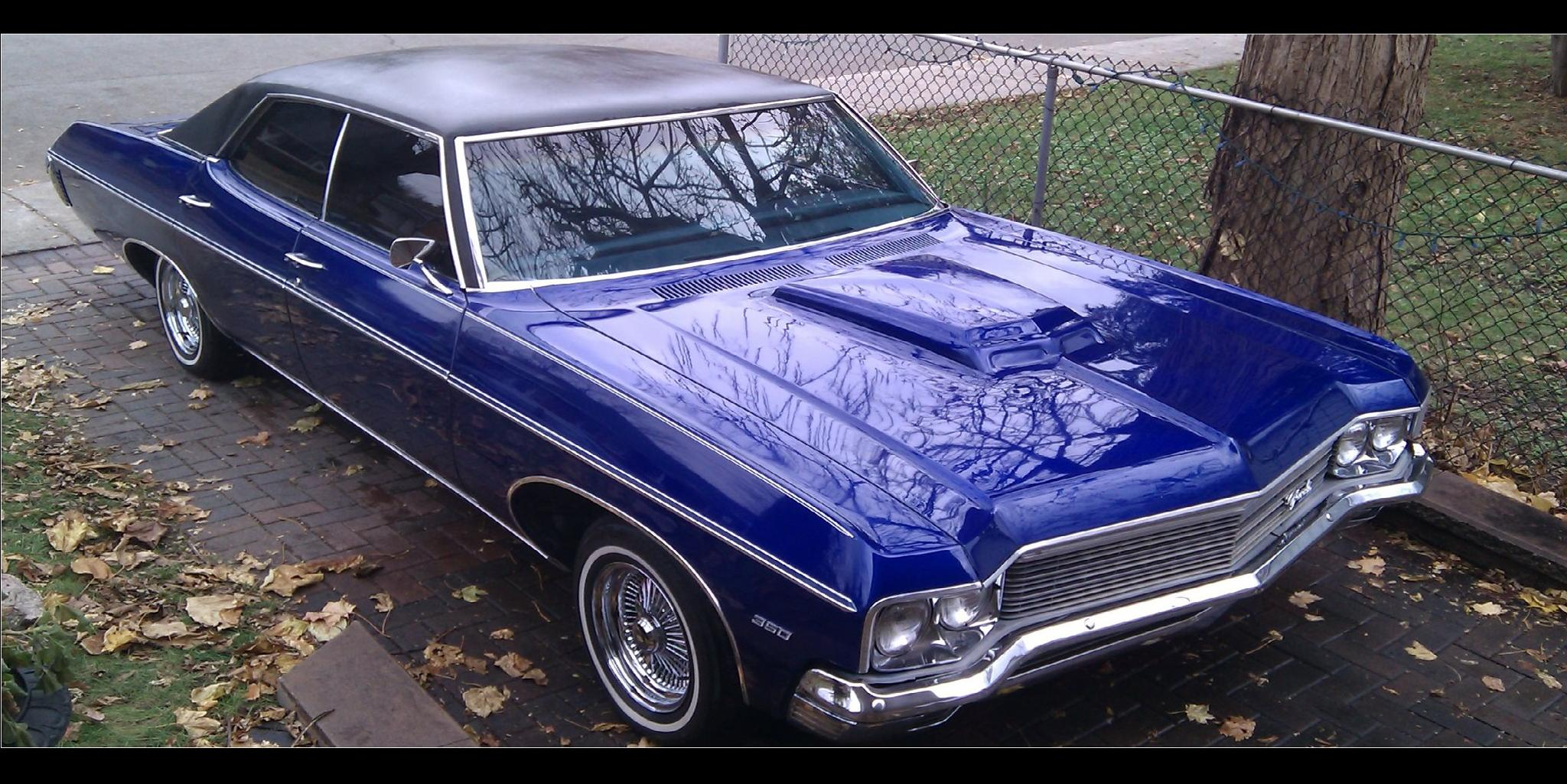 mtaylor1 1970 Chevrolet Caprice