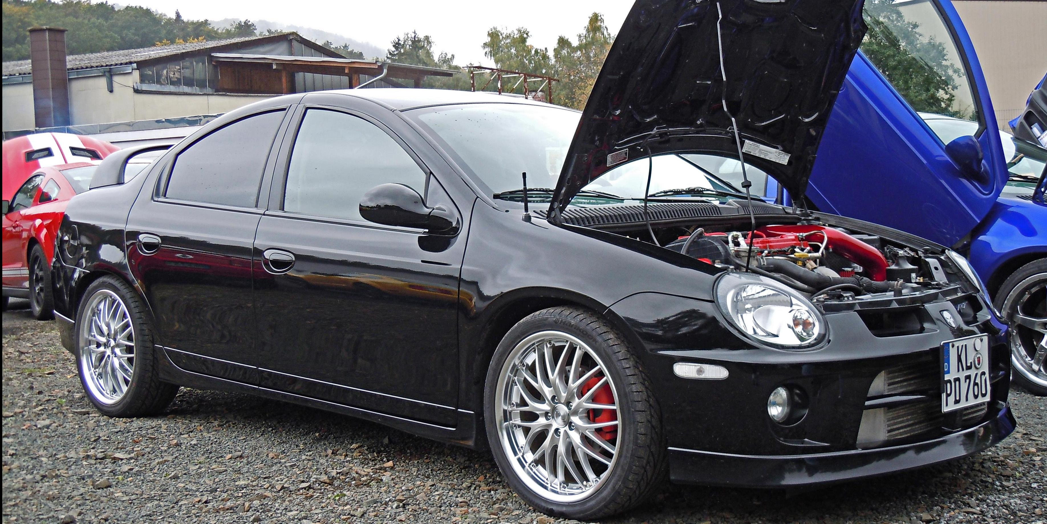 Blacksunshine05's 2005 Dodge Neon