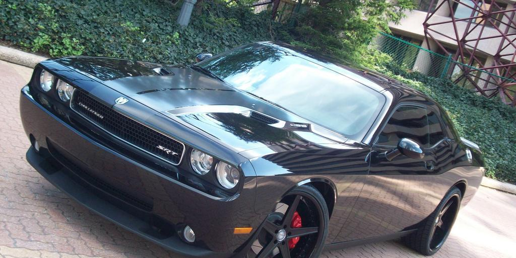 ClassicCarChief 2008 Dodge Challenger