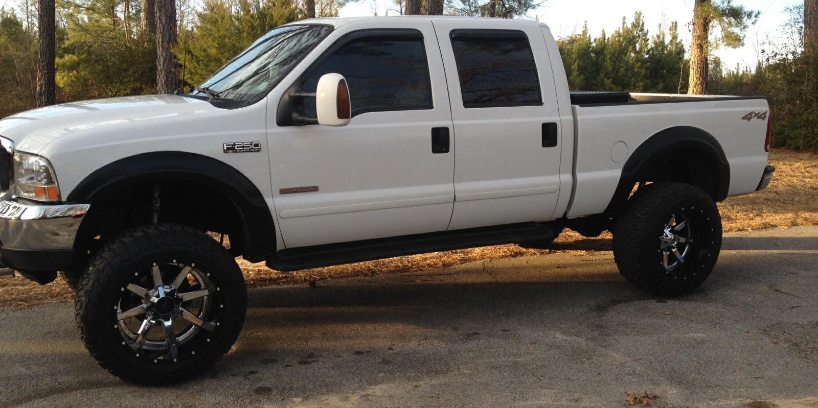 IMASB 2003 Ford F250 Super Duty Crew Cab