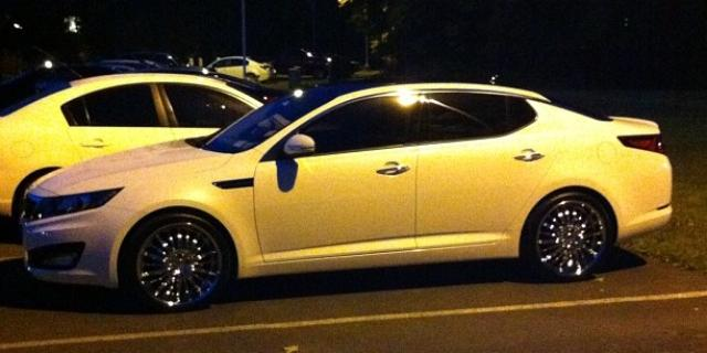 Al ROZAY's 2011 Kia Optima