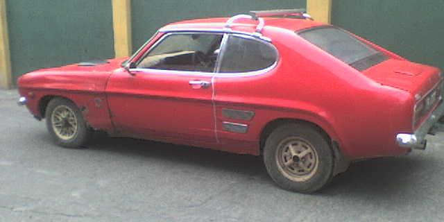 Chandu_R 1972 Ford Capri