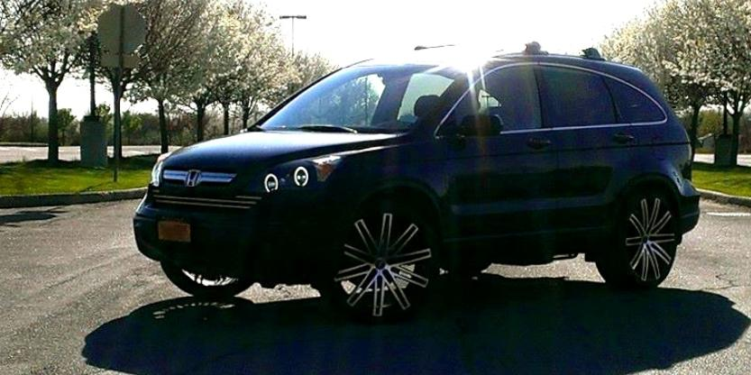 Pisedd 2008 Honda CR-V Specs, Photos, Modification Info at CarDomain