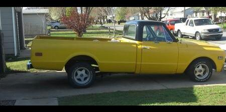 1968 Chevrolet C/K-Pick-Up