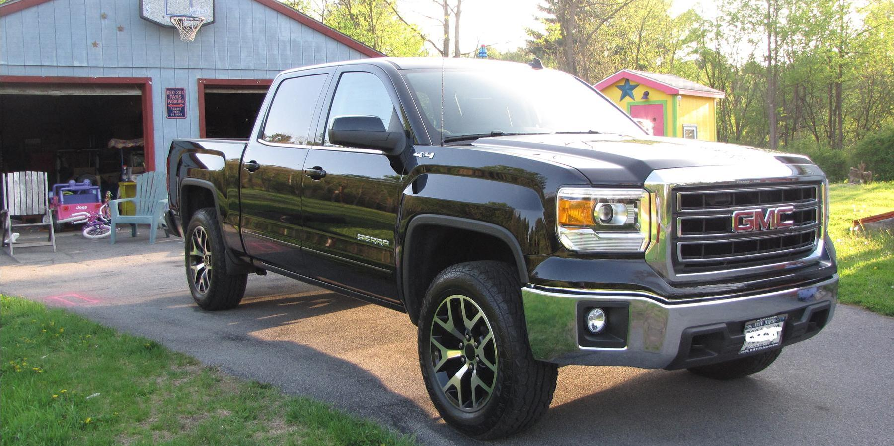 Jdtanner129 2014 Gmc Sierra 1500 Crew Cabsle Specs Photos Modification Info At Cardomain