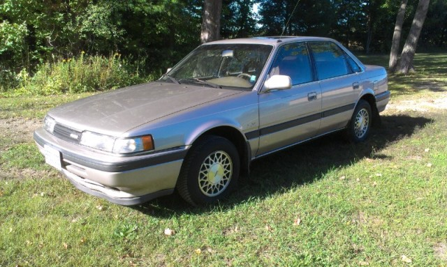 Mazda_Powered 1991 Mazda 626
