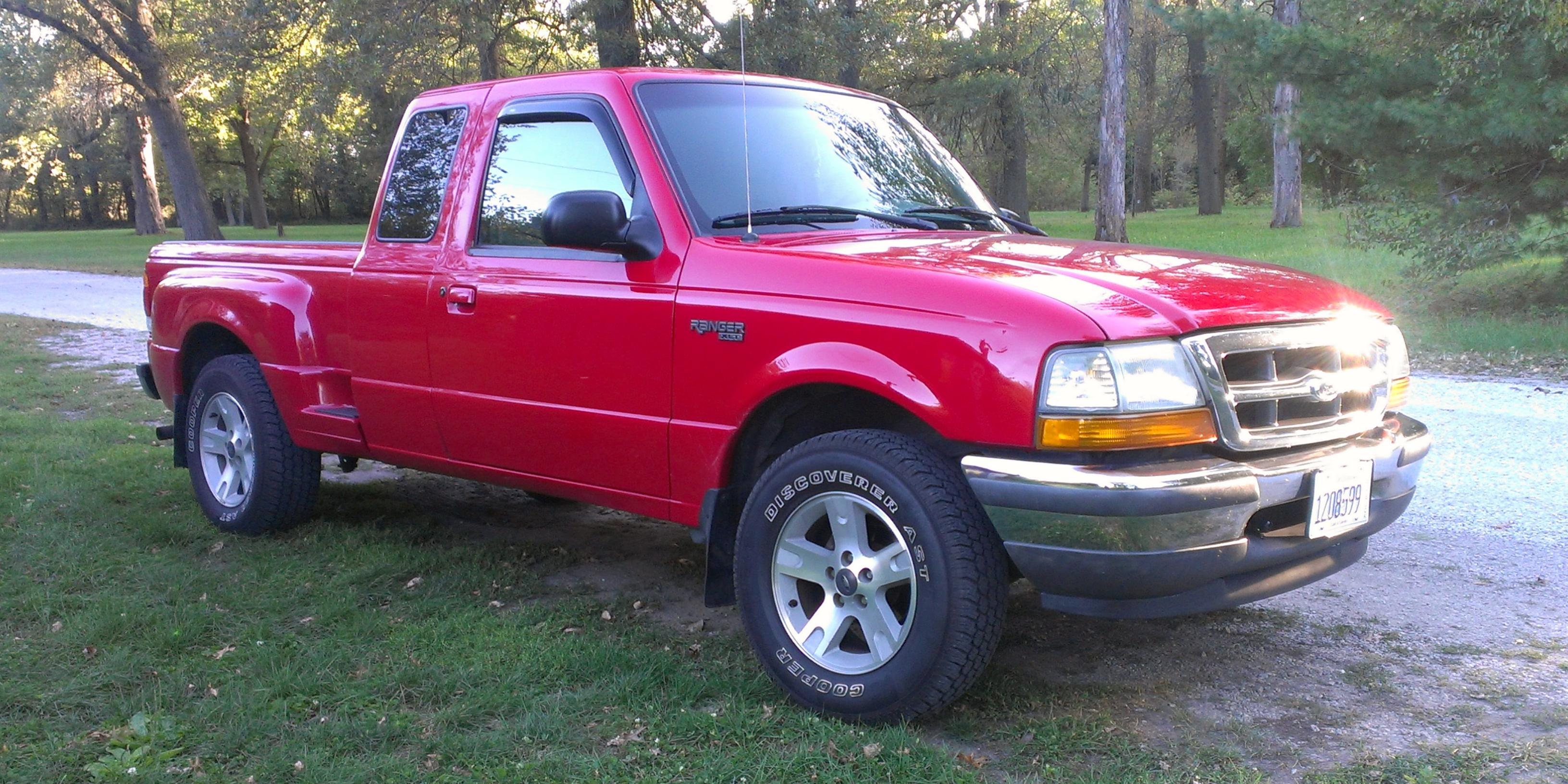 1998 Ford Ranger-Super-Cab