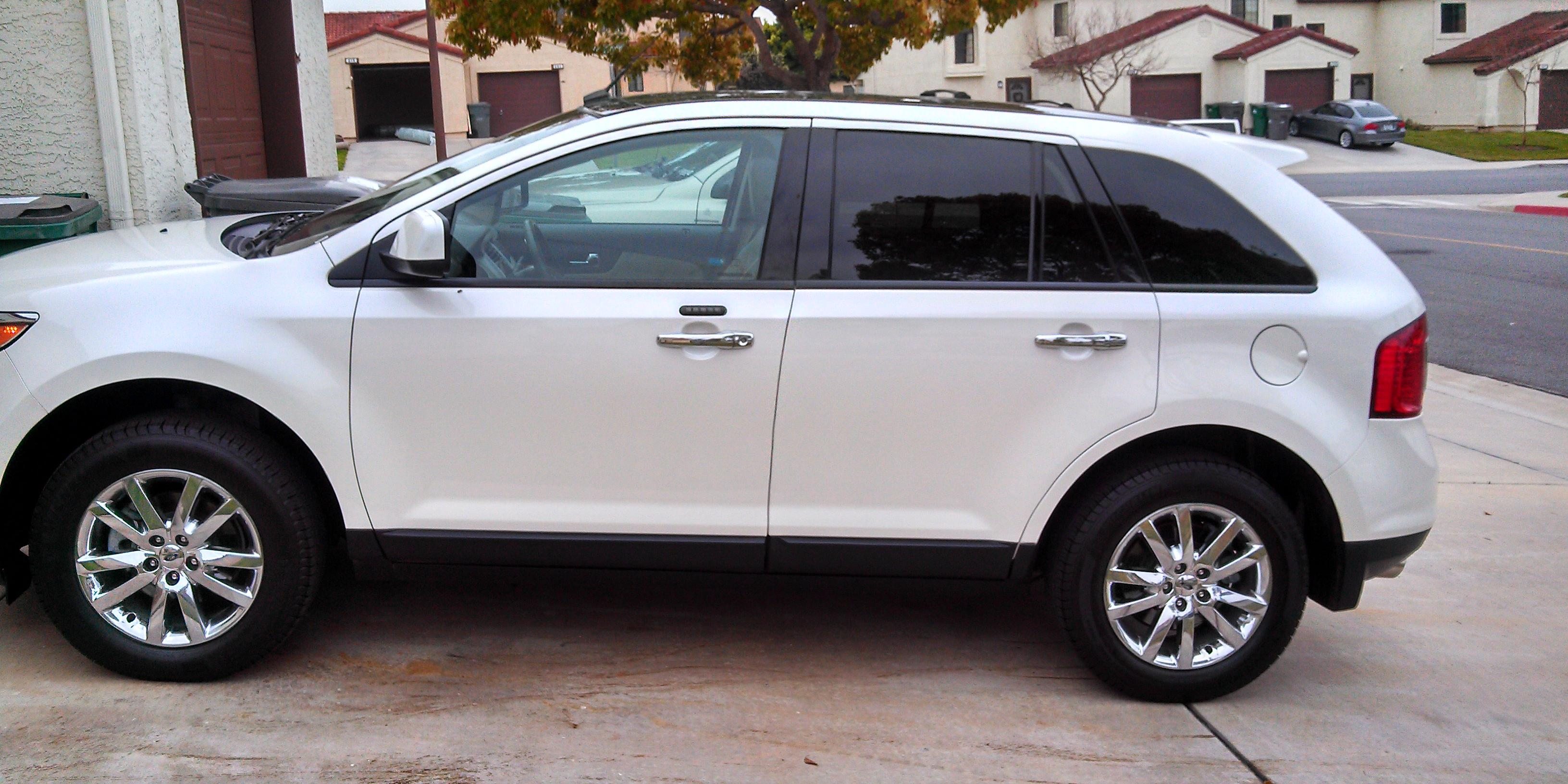 stangboy2002's 2011 Ford Edge