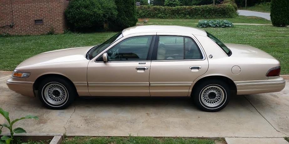 1996 Mercury Grand-Marquis