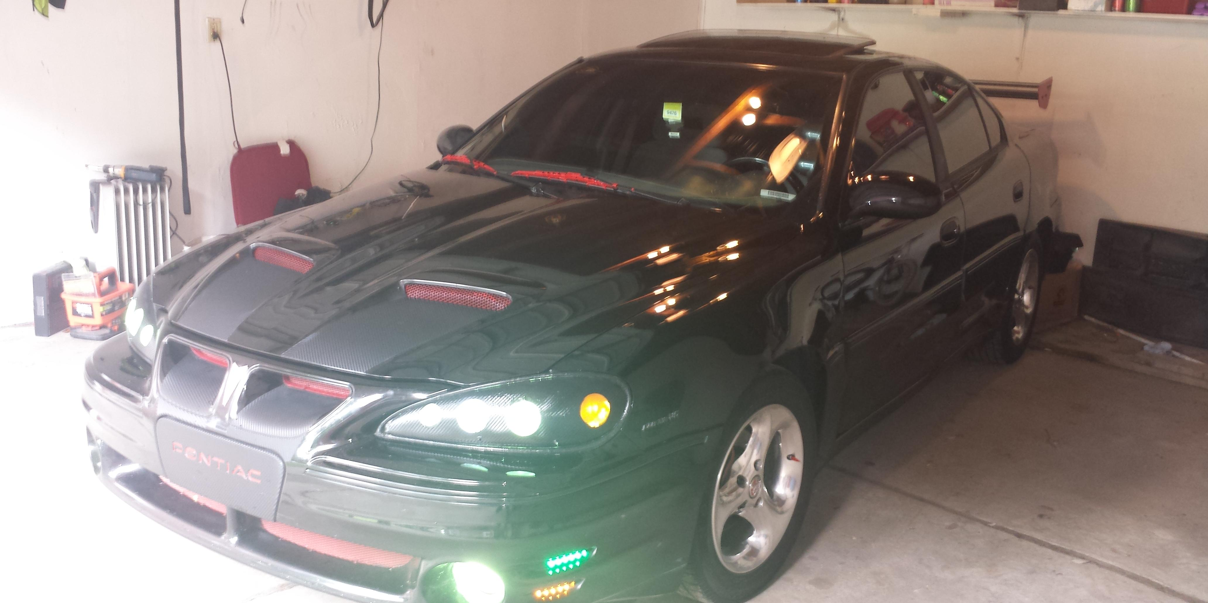 Lenard Twitty's 2003 Pontiac Grand-Am