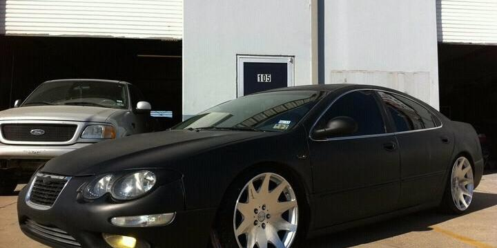 mackretail 2004 Chrysler 300M