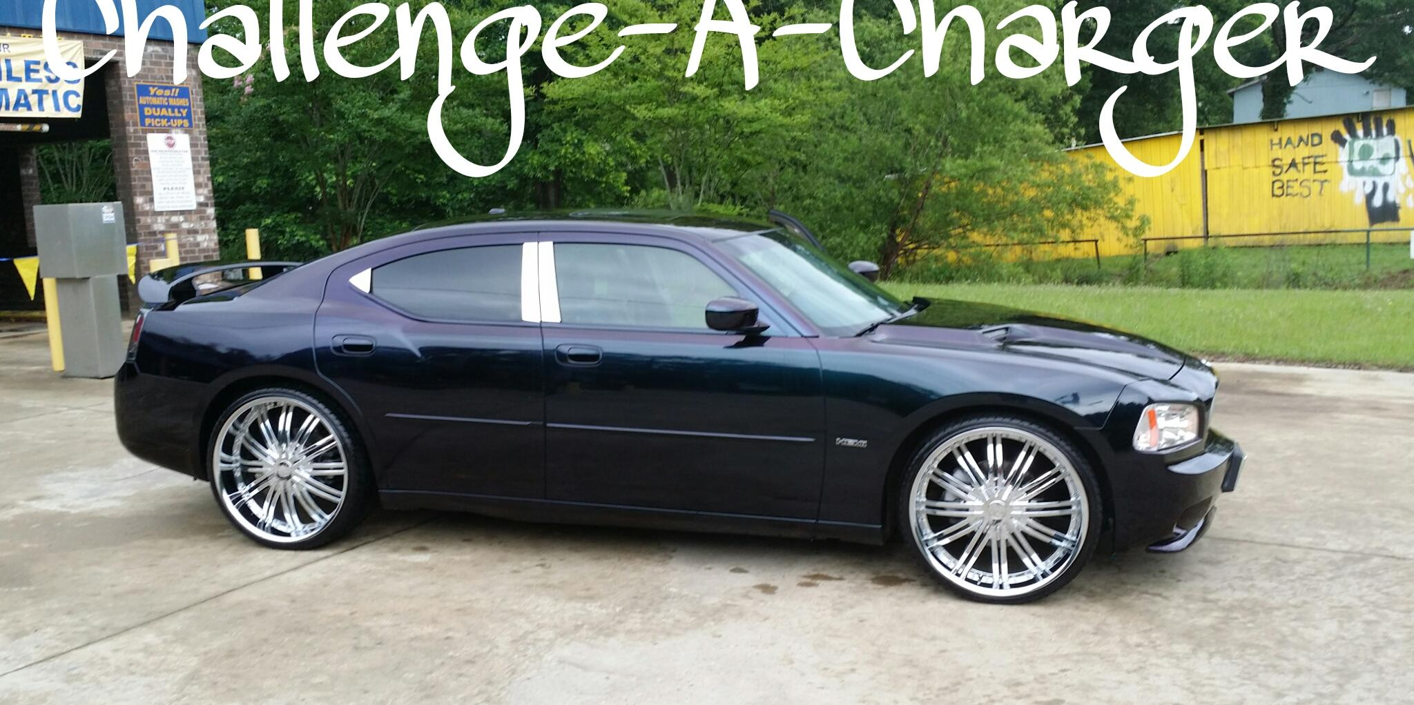 Troublechargedup's 2007 Dodge Charger