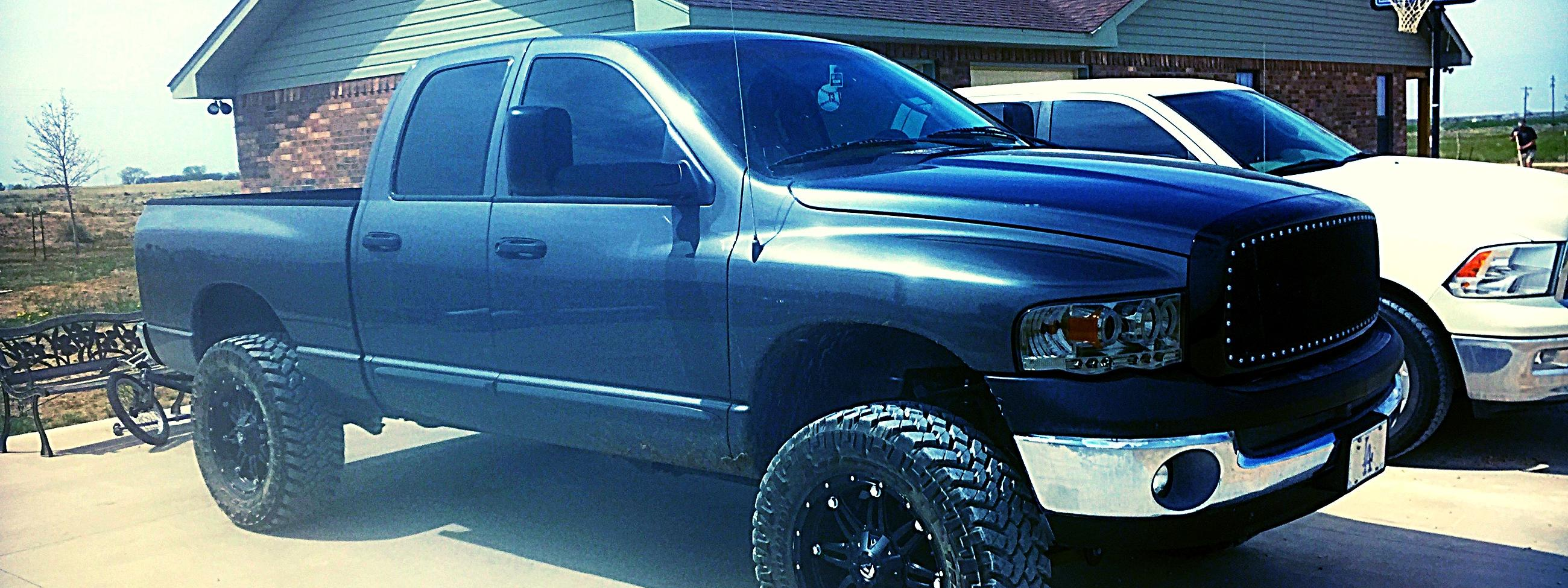 Karson Bartley 2002 Dodge Ram 1500 Quad CabSLT Specs, Photos