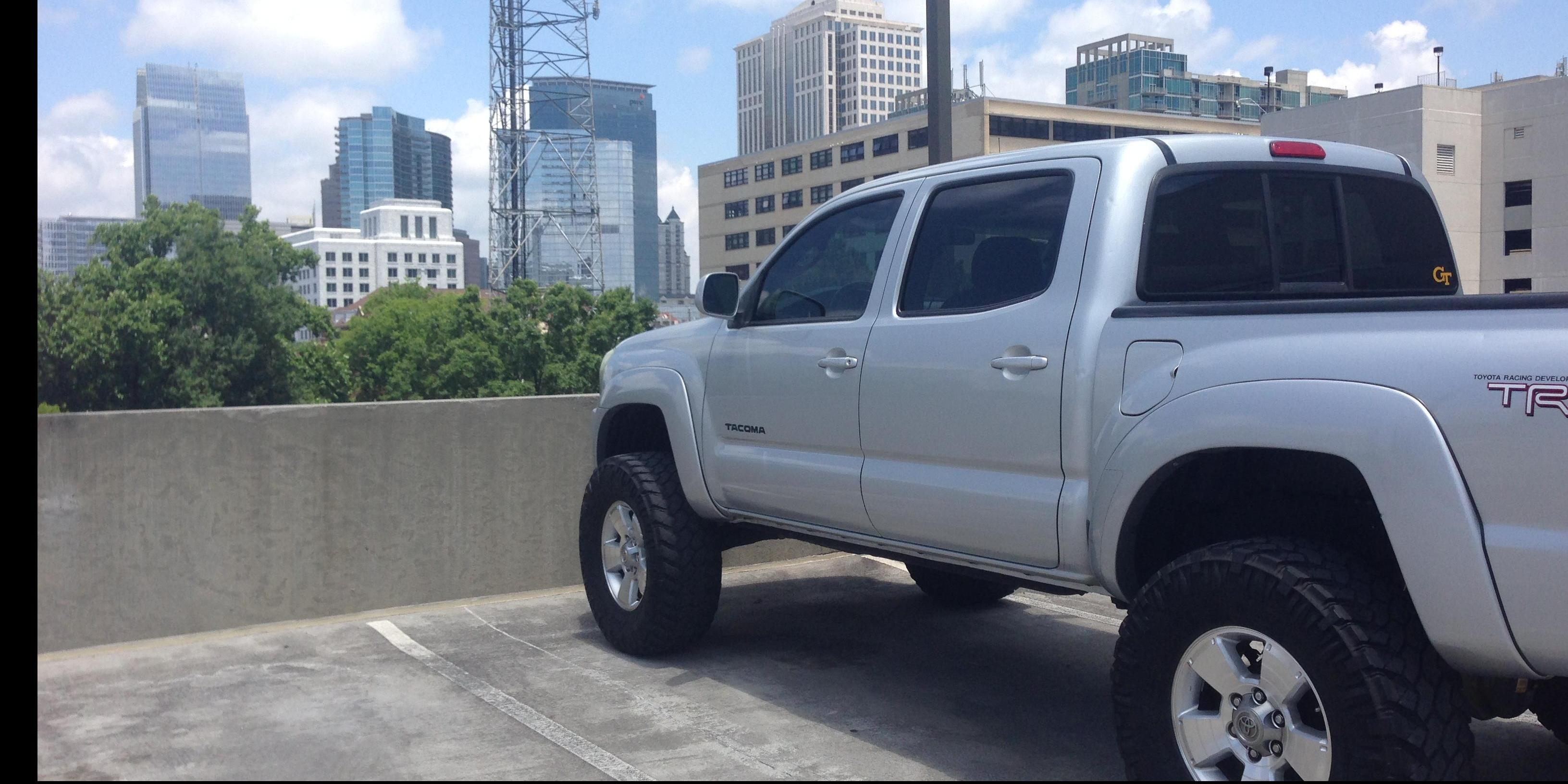 Toyota Tacoma Roof Rack Double Cab >> TacticalToy 2005 Toyota Tacoma Double CabPickup 4D 5 ft Specs, Photos, Modification Info at ...