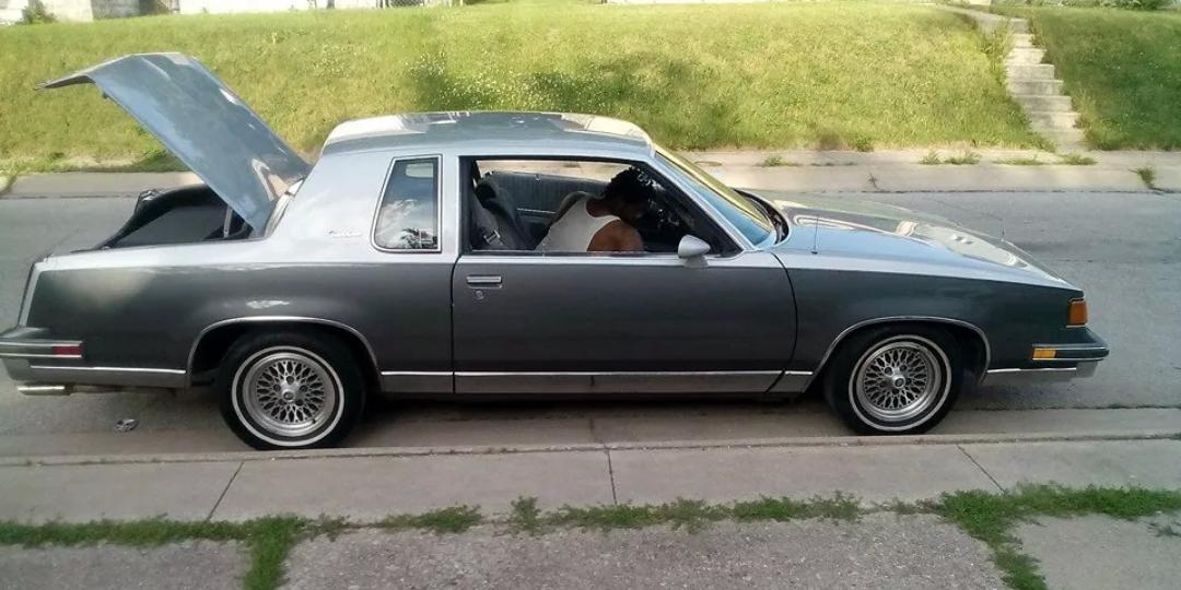 1987 Oldsmobile Cutlass-Supreme