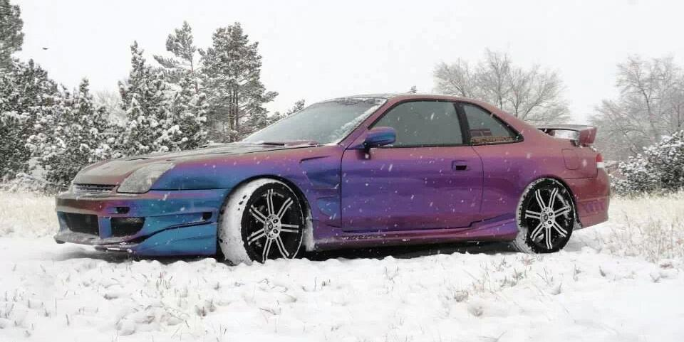 EvolK 1998 Honda Prelude