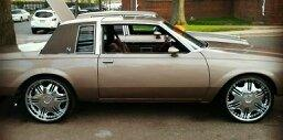 BigDee190 1984 Buick Regal