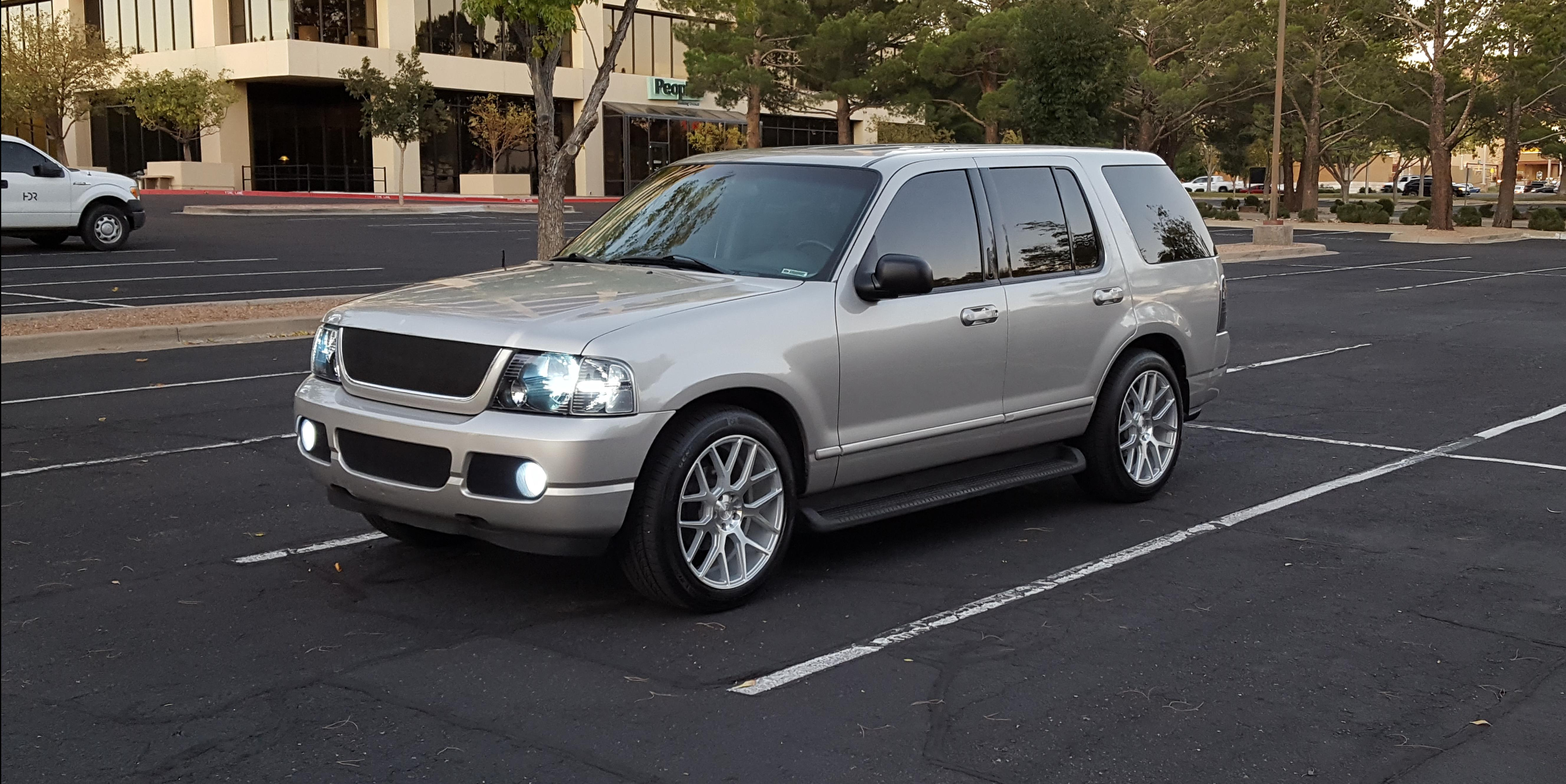 mexotico 2004 Ford Explorer