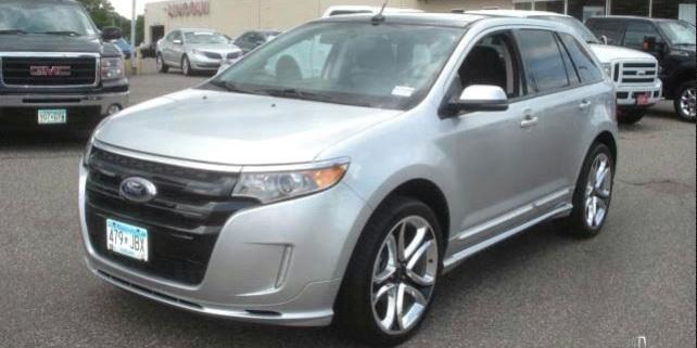 kevinj27's 2013 Ford Edge