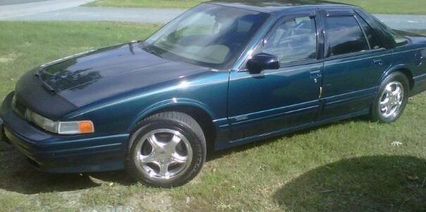 1997 Oldsmobile Cutlass-Supreme