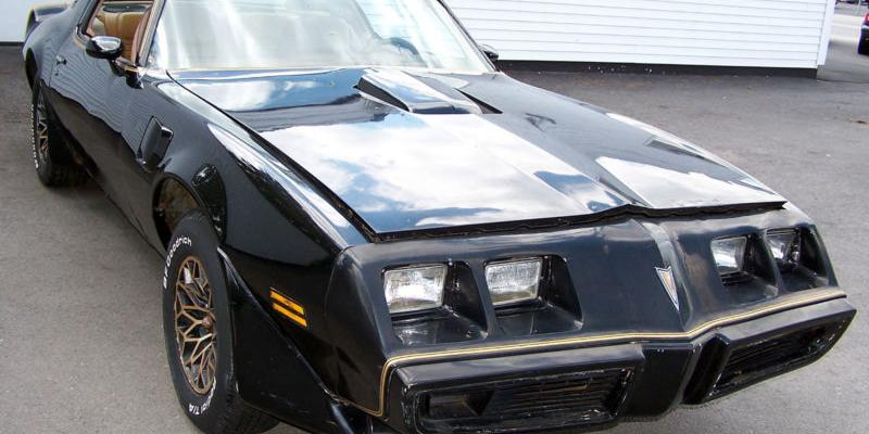 turtlevette 1979 Pontiac Trans-Am