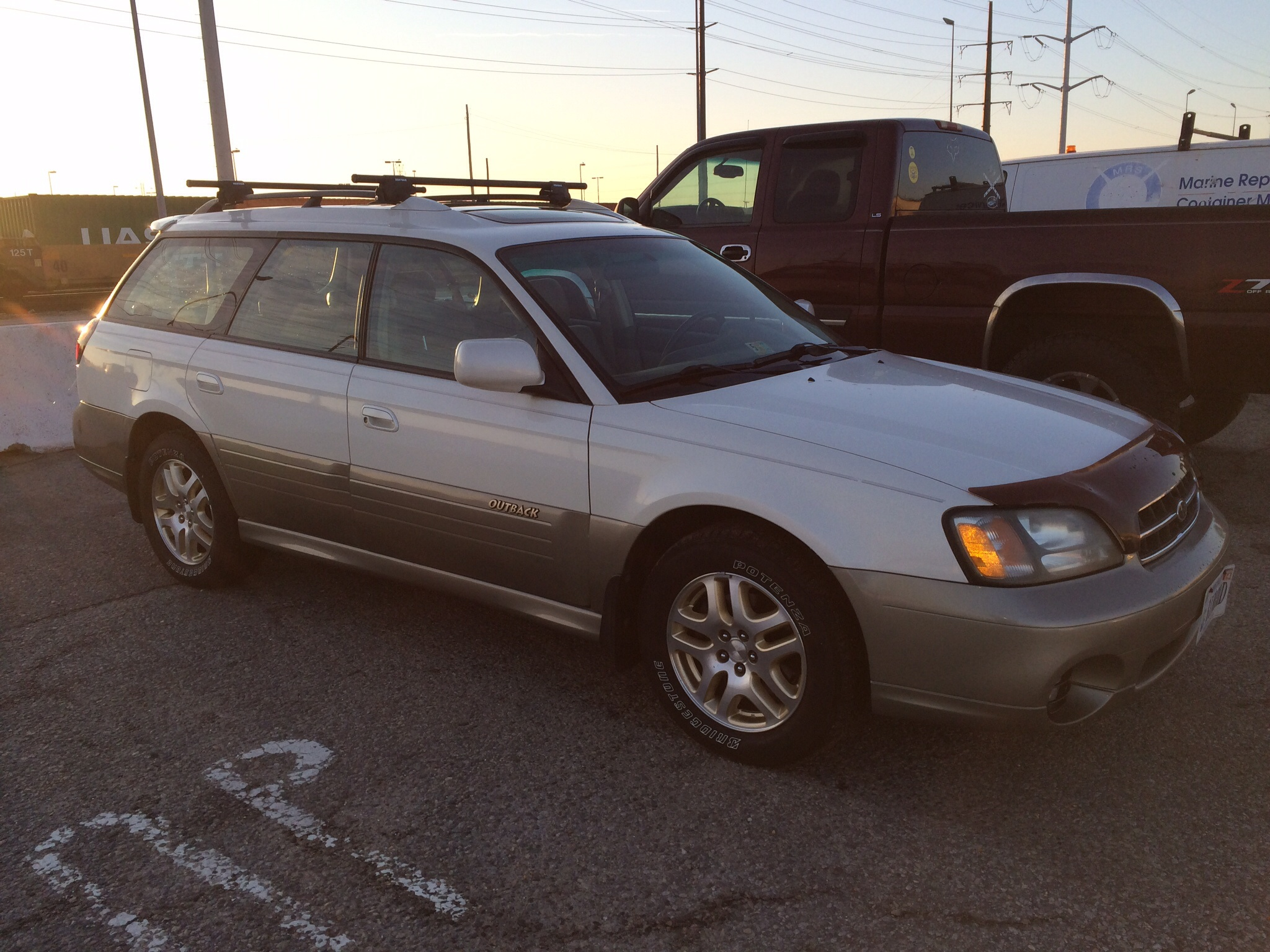 boxerpower 2003 Subaru OutbackLimited Sport Wagon 4D Specs ...