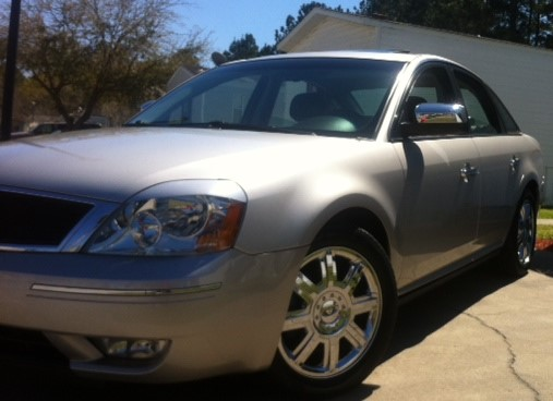 its2easy 2007 Ford Five-Hundred