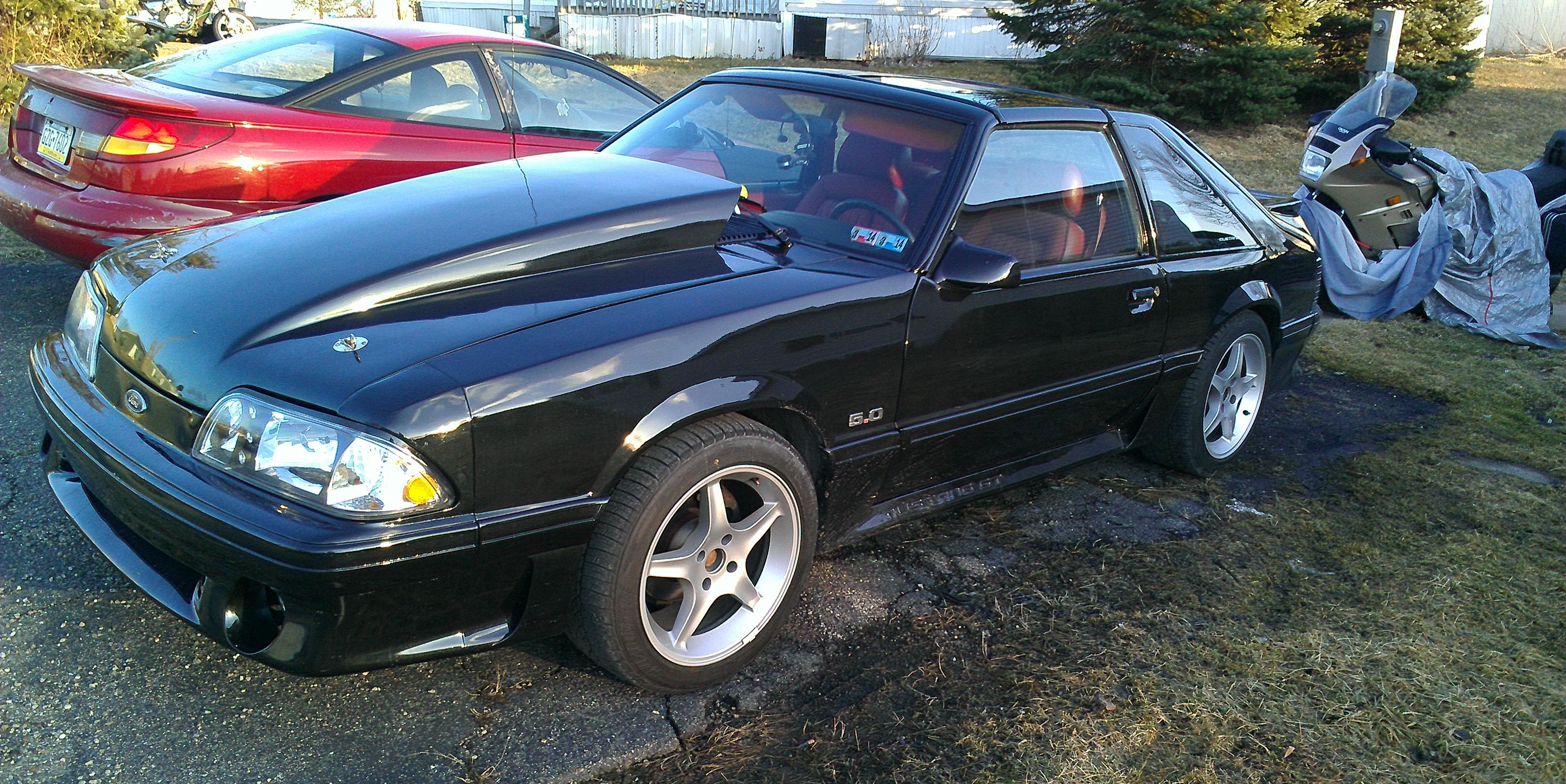 derf2468 1987 Ford Mustang