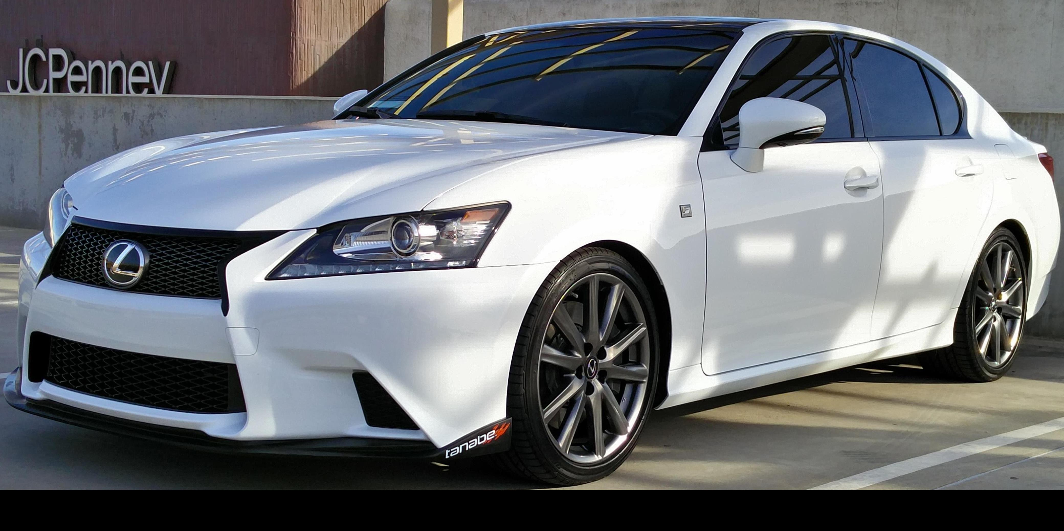 Chris Filio 2015 Lexus GS