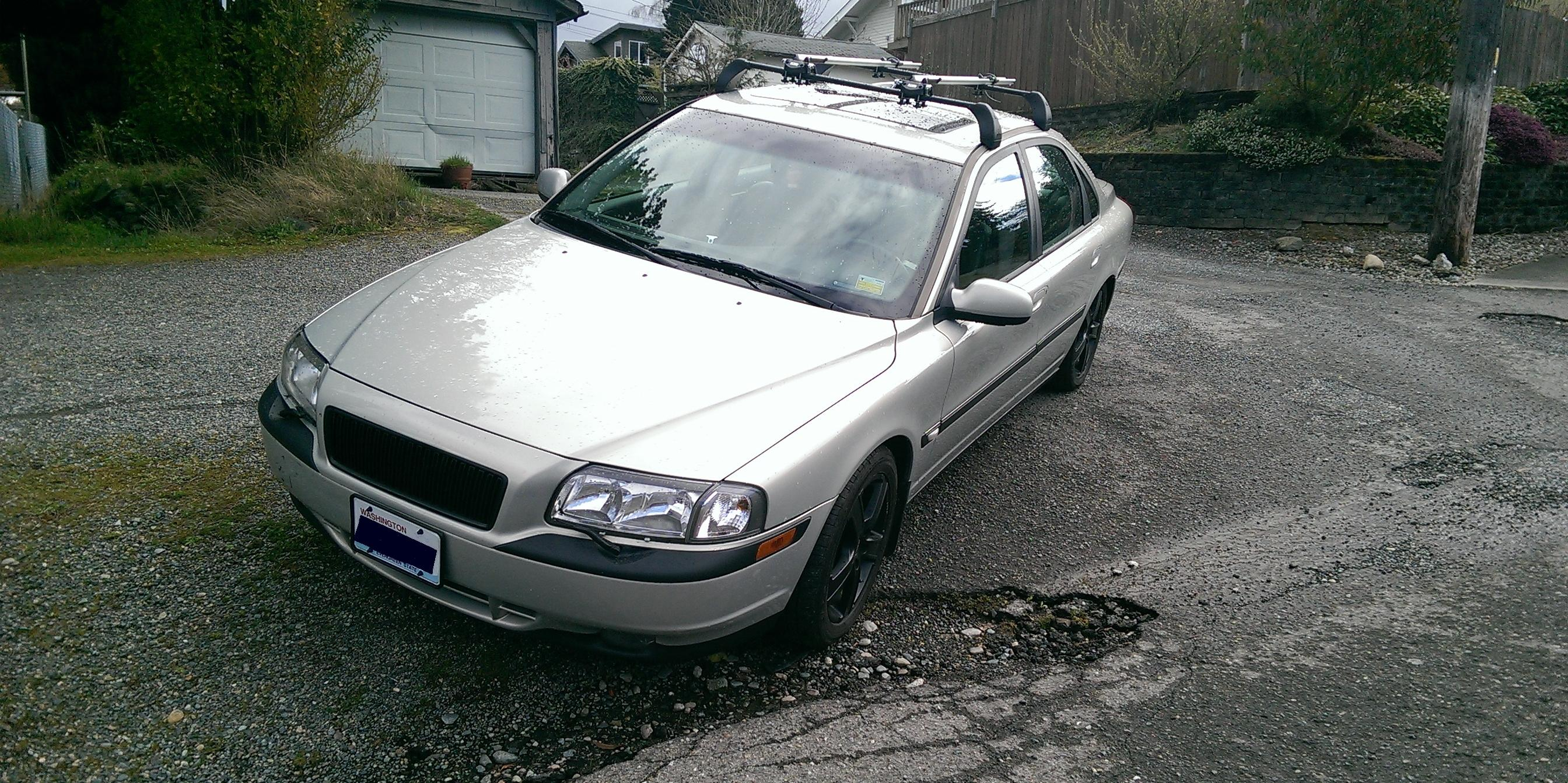 Cash Russell 1999 Volvo S80