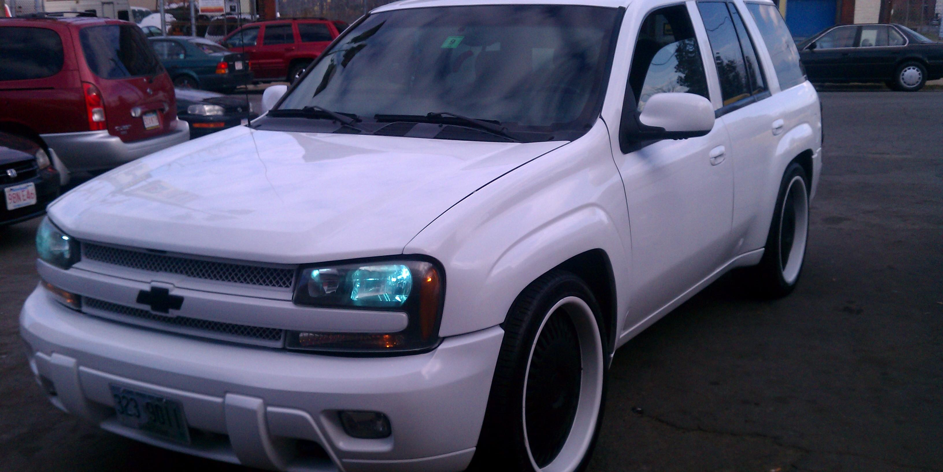 bigROB23's 2004 Chevrolet TrailBlazer