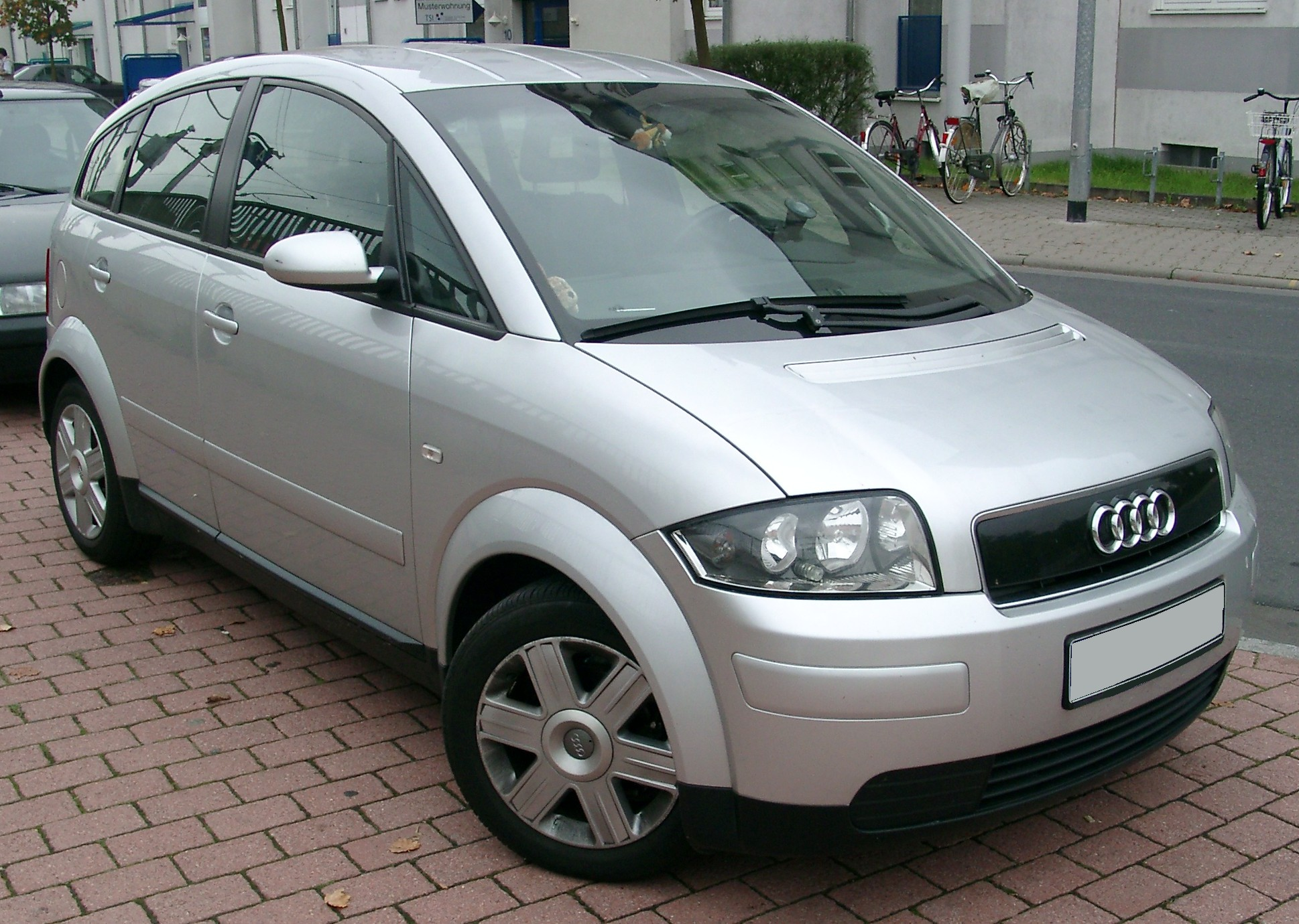 nationworld's 2012 Audi A2
