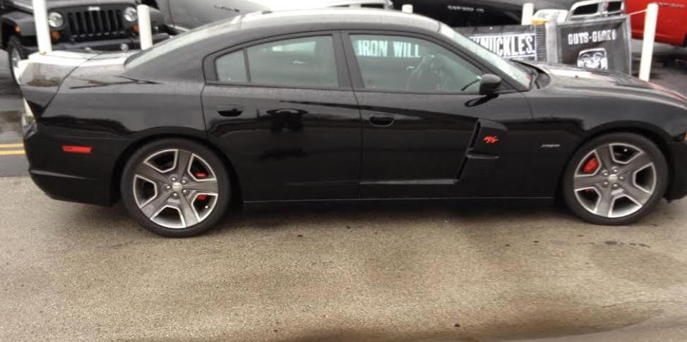 Nick Maffeo 2011 Dodge Charger