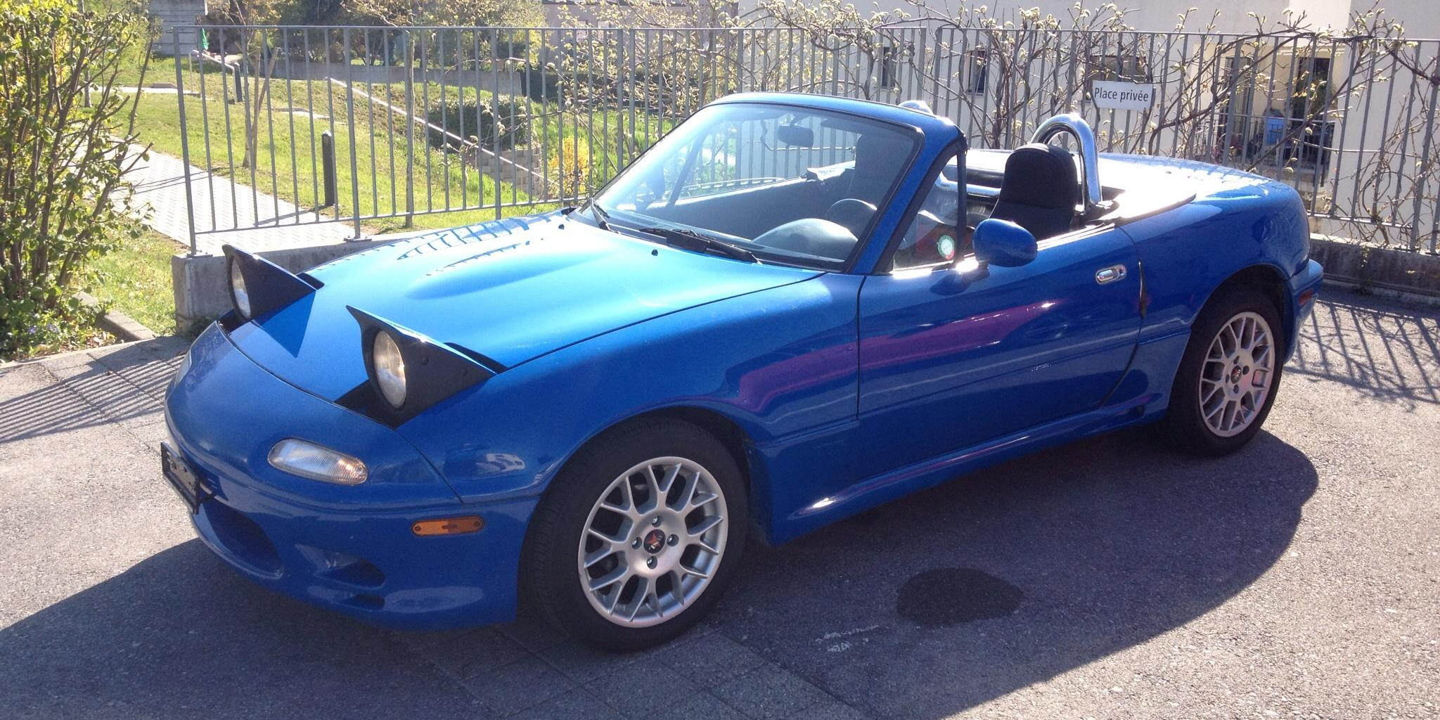 1991 Mazda Miata-MX-5