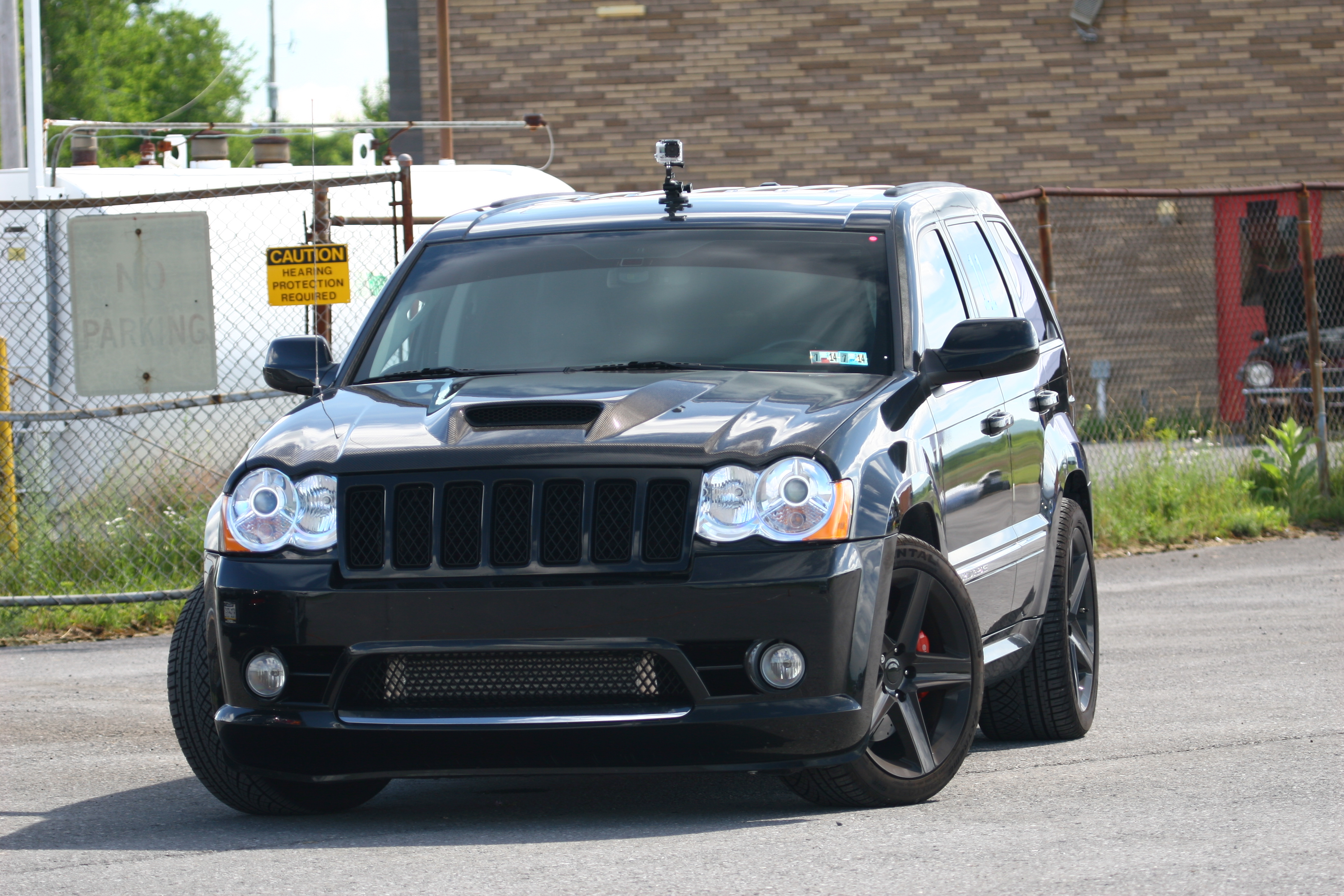 DreadLox 2010 Jeep Grand Cherokee