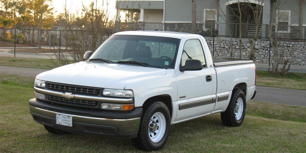 2002 Chevrolet Silverado-1500-Regular-Cab