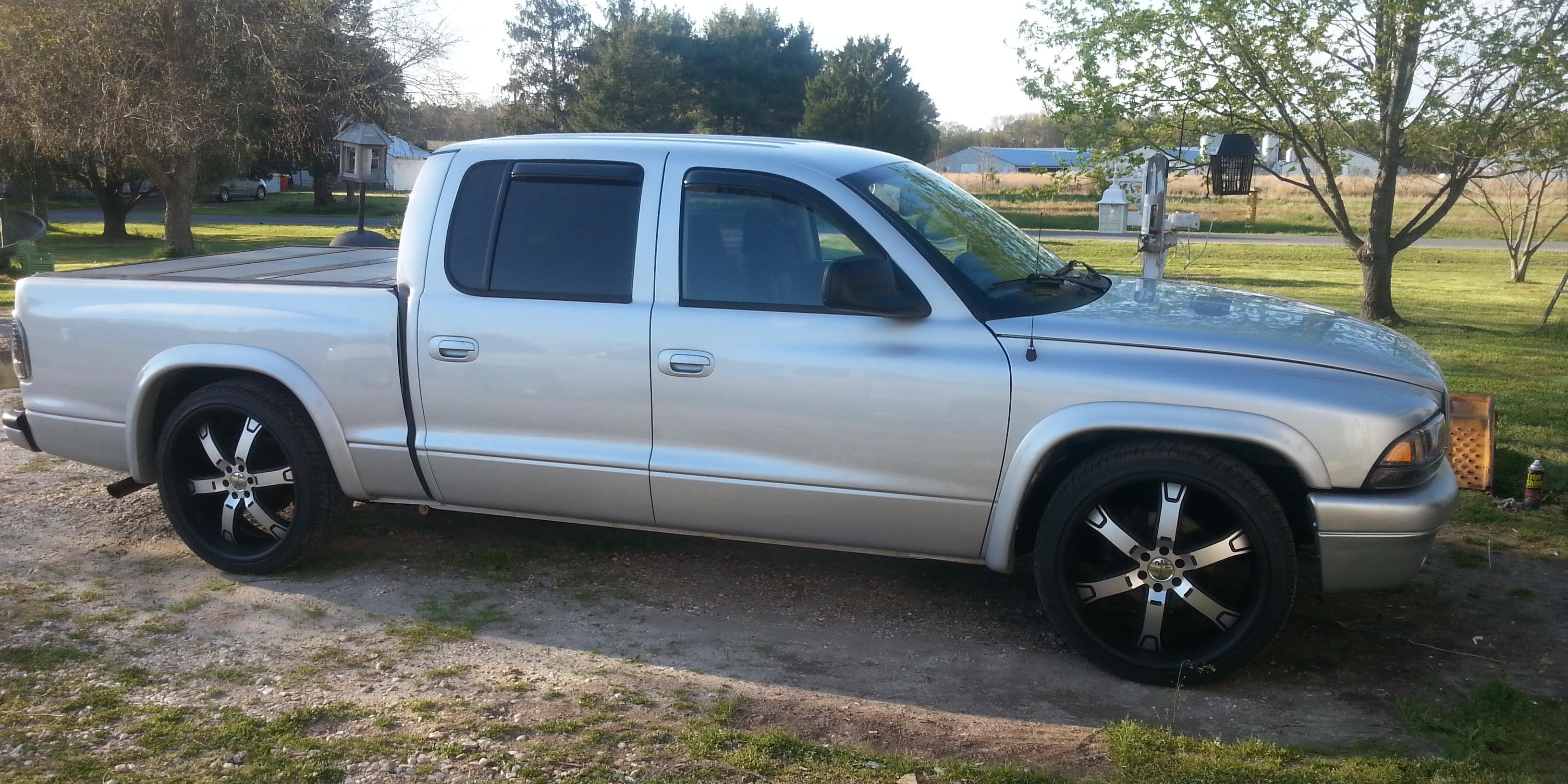 2003 Dodge Dakota-Crew-Cab