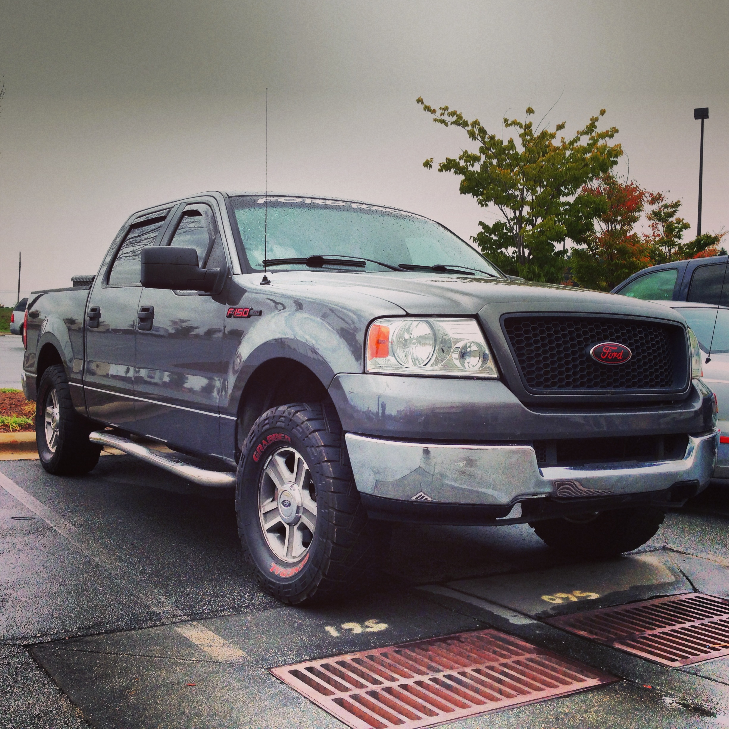 WSIALXLON 2005 Ford F150-SuperCrew-Cab