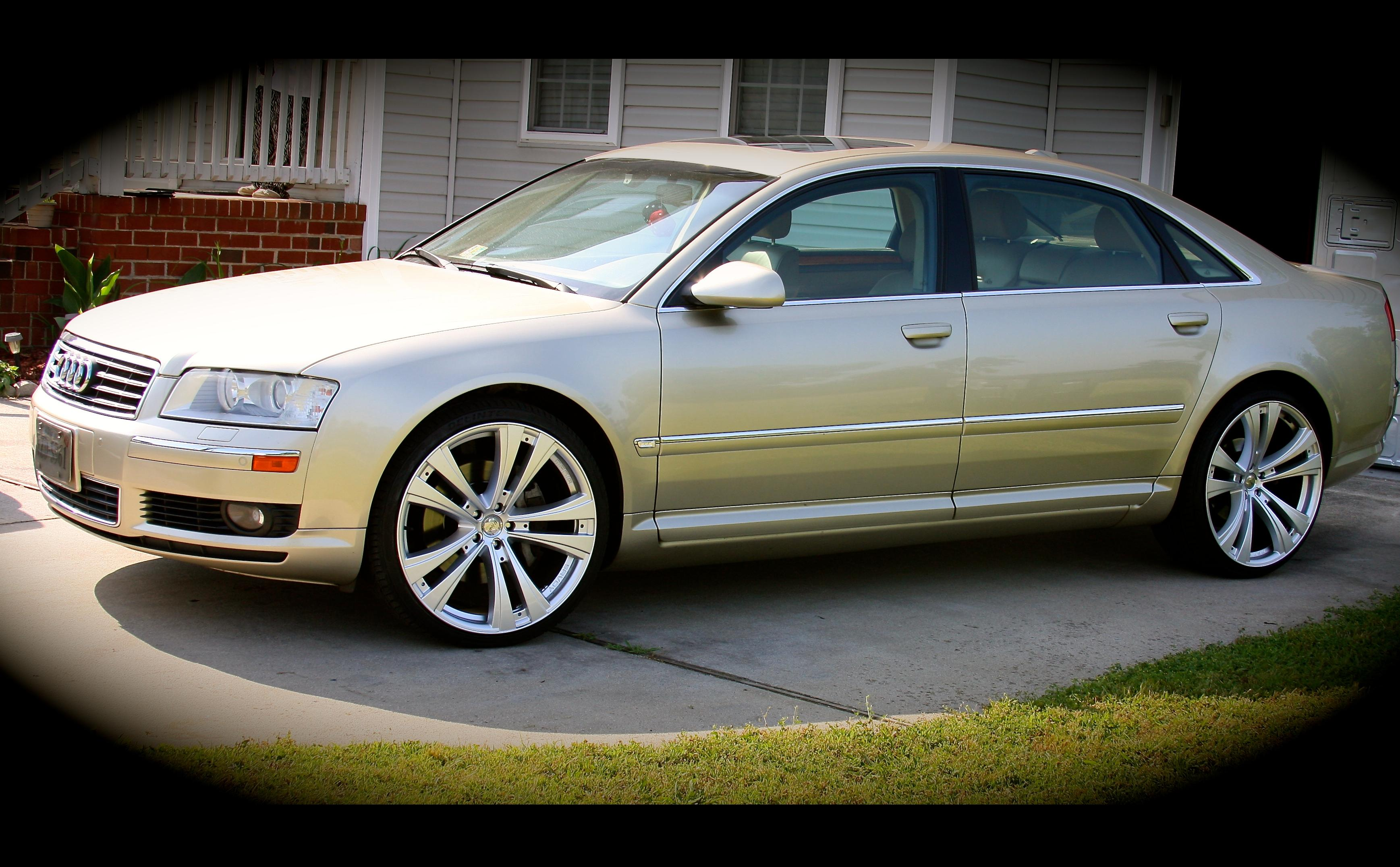 timtaylor1113 2004 Audi A8