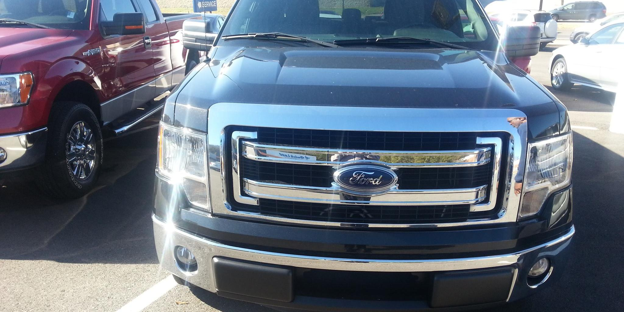 4083103 2014 Ford F150 Regular Cab