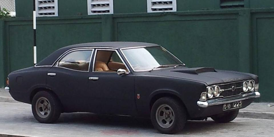 on 1970 Ford Cortina For Sale