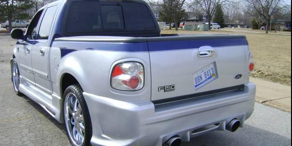 Legenz 2006 Ford F150-SuperCrew-Cab
